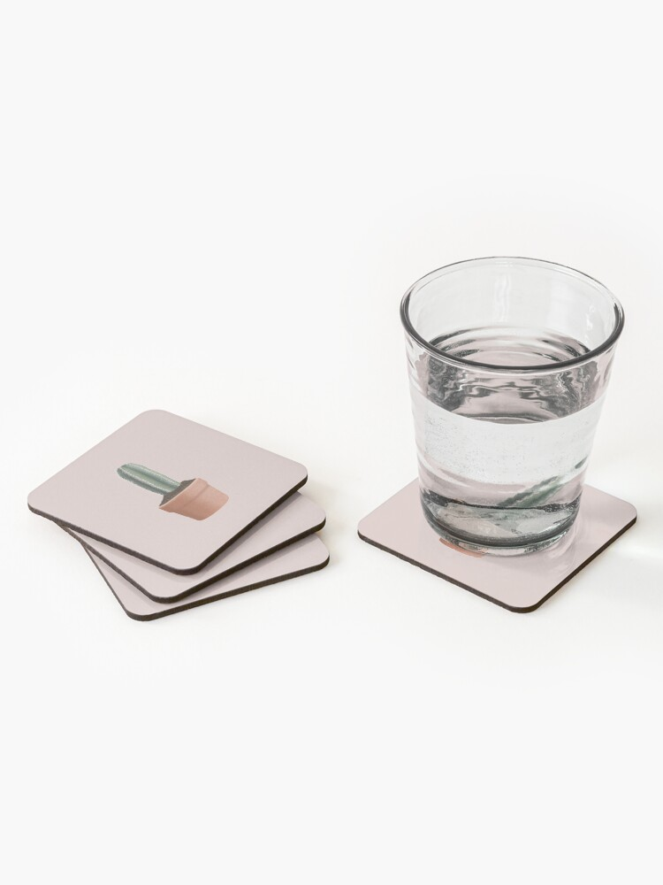 Alternate view of Cactus Coasters (Set of 4)