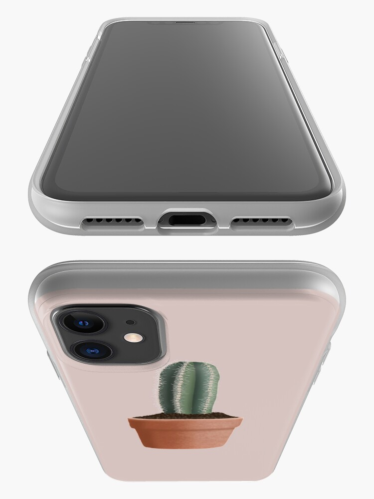Alternate view of Cactus iPhone Case & Cover