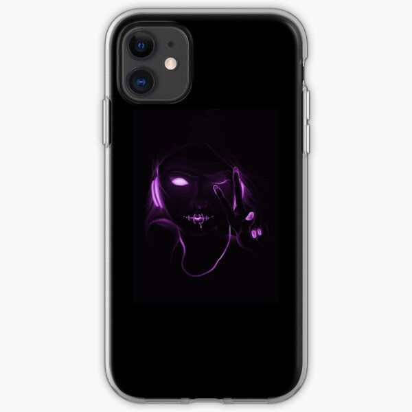 Music Muse of Humanity: Rebel iPhone Soft Case