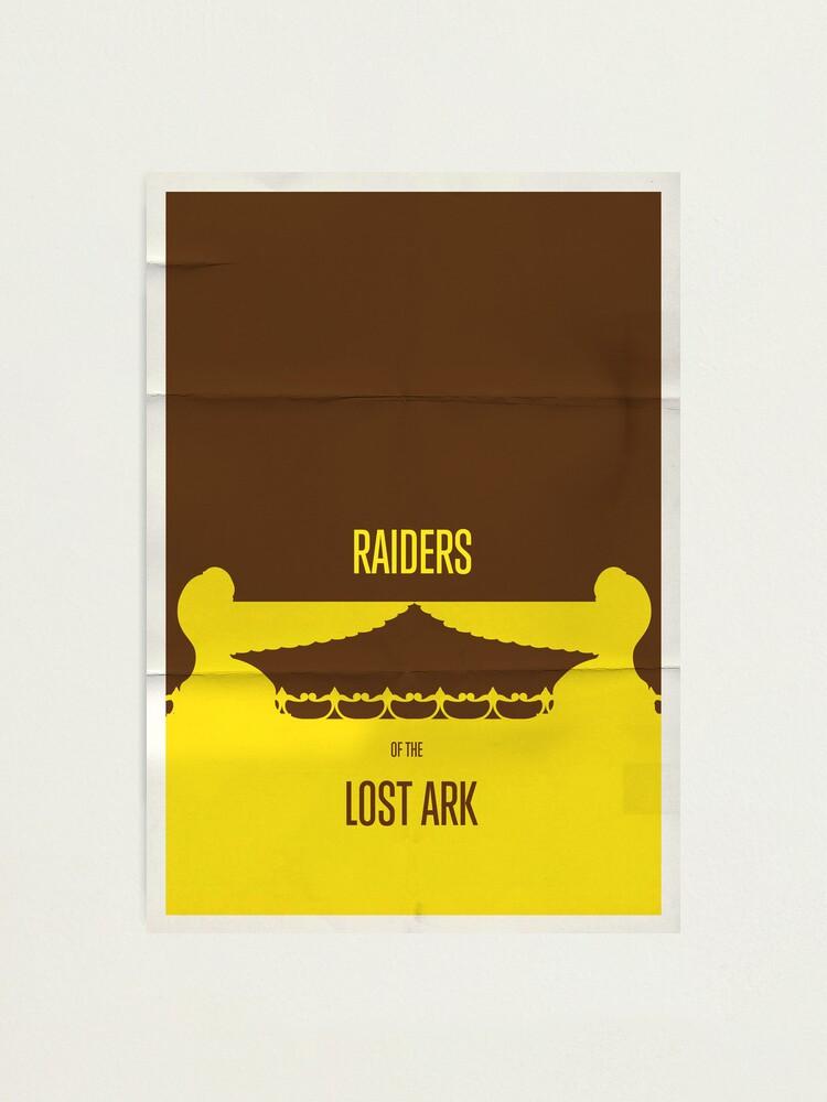 Alternate view of Raiders Photographic Print