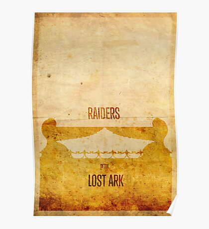 Raiders (aged) Poster