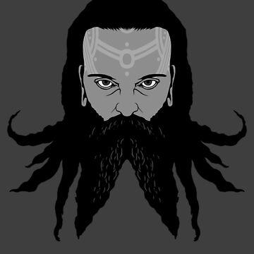 Beardy Zentastic by zentastic