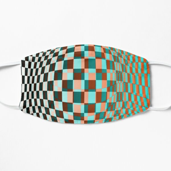 #Optical #Checker #Illusion #Pattern, design, chess, abstract, grid, square, checkerboard, illusion Mask