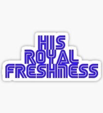 FRESHNESS  Sticker