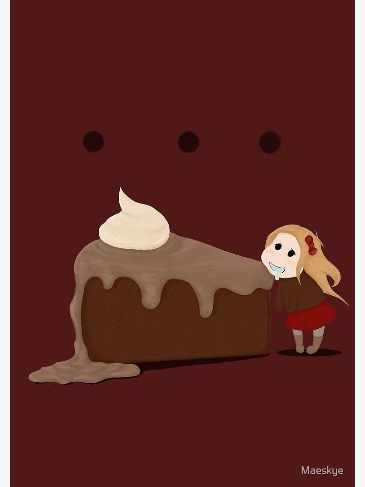 Mmmm...Cake! by Maeskye