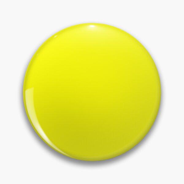 Neon Yellow Pin