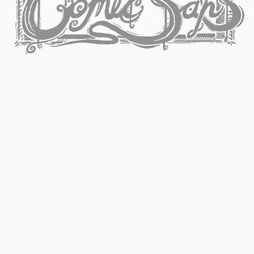 Fancy Comic Sans by drawsgood