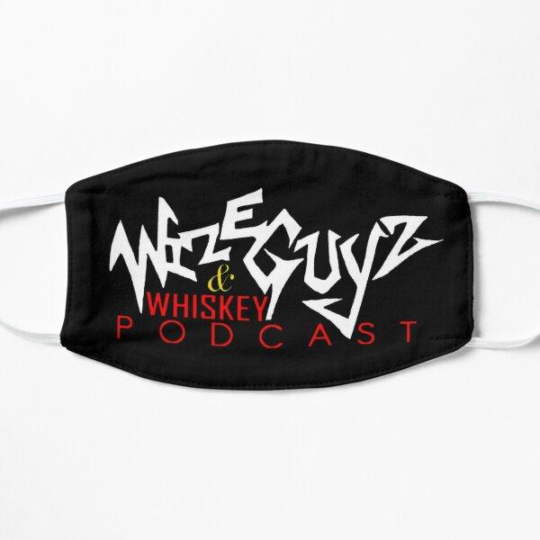 Wizeguyz and Whiskey Podcast Mask
