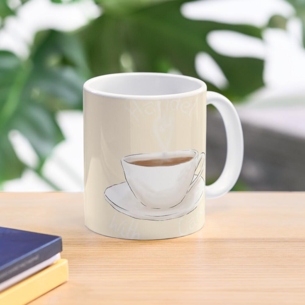 Handel With Care Mug