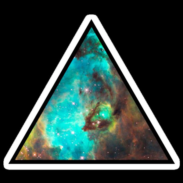 Galaxy Triangle Tumblr