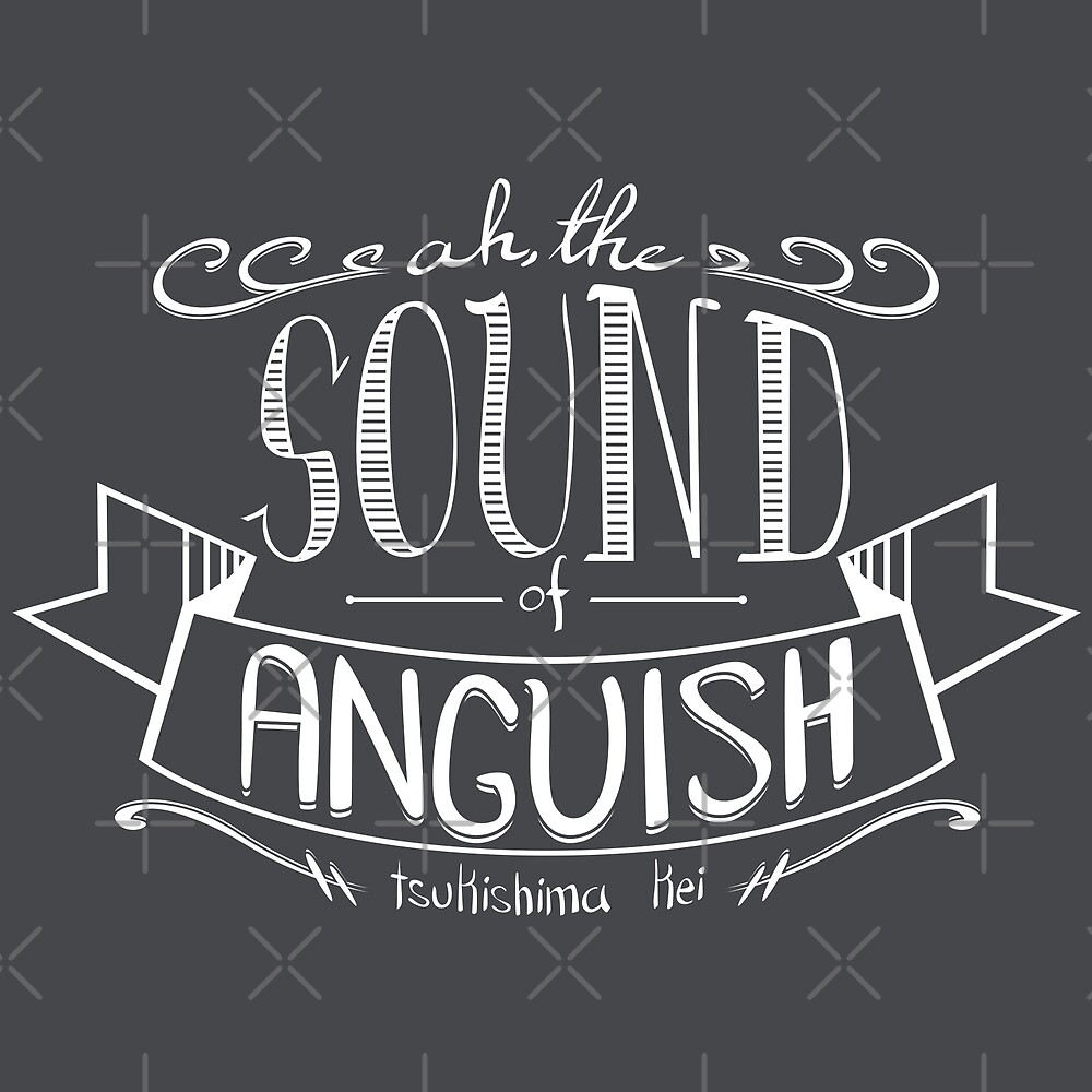 Ah, The Sound of Anguish by MissusCC