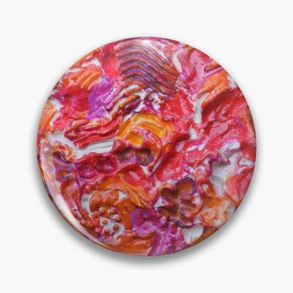 Raspberry Swirl  Pin