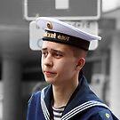 Russian sailor by Bob Martin