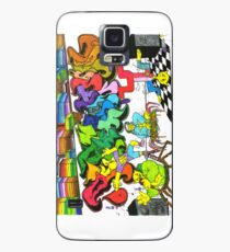 Percentum Hip-Hop Case/Skin for Samsung Galaxy