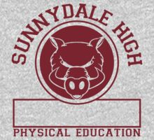 Sunnydale High PE