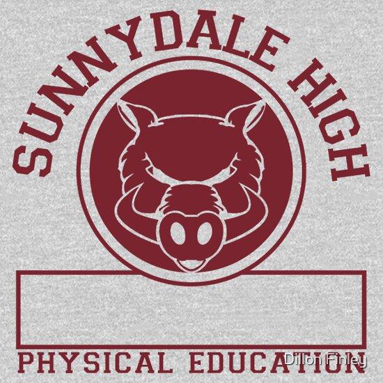 TShirtGifter presents: Sunnydale High PE