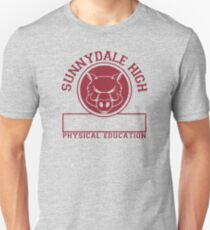 Sunnydale High PE Unisex T-Shirt