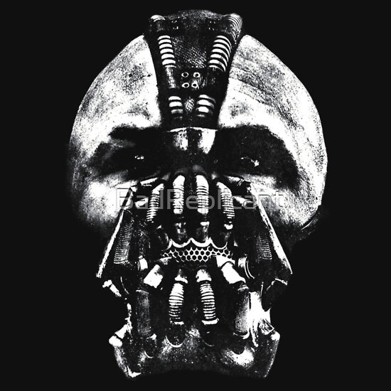 TShirtGifter presents: Bane