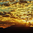 Navajo Sunset by JoAnn Glennie
