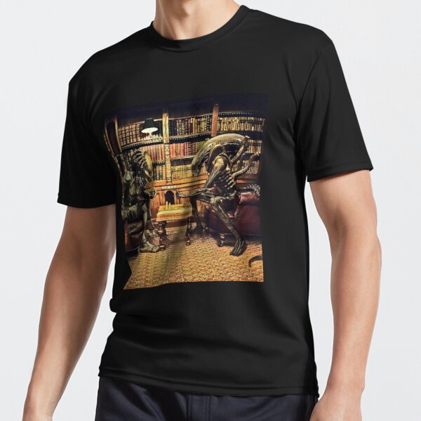 Predator Versus Alien Game II Active T-Shirt