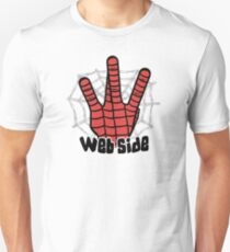 Web Side T-Shirt