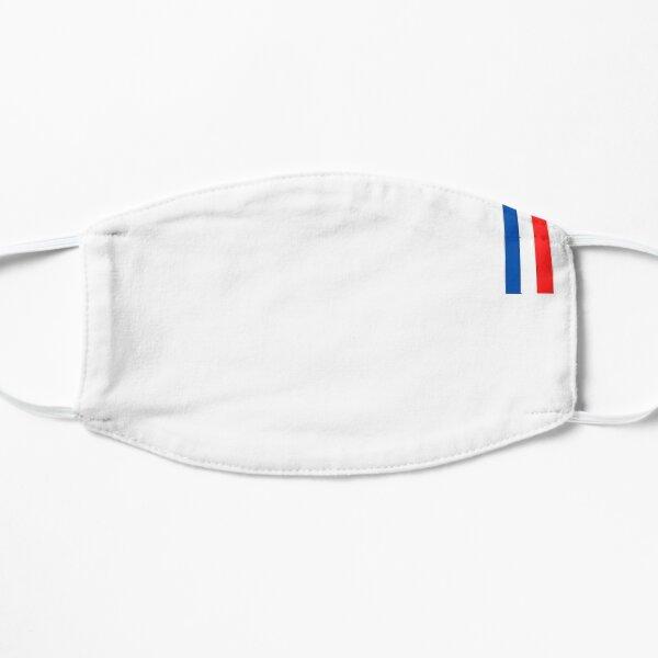 Masque présidentiel blanc Masque sans plis