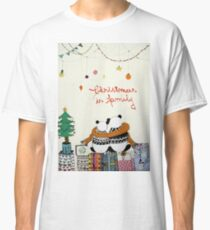Christmas is family  Classic T-Shirt