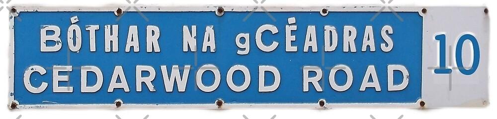 u2 cedarwood road by clad63