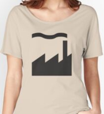 Factory Records Women's Relaxed Fit T-Shirt