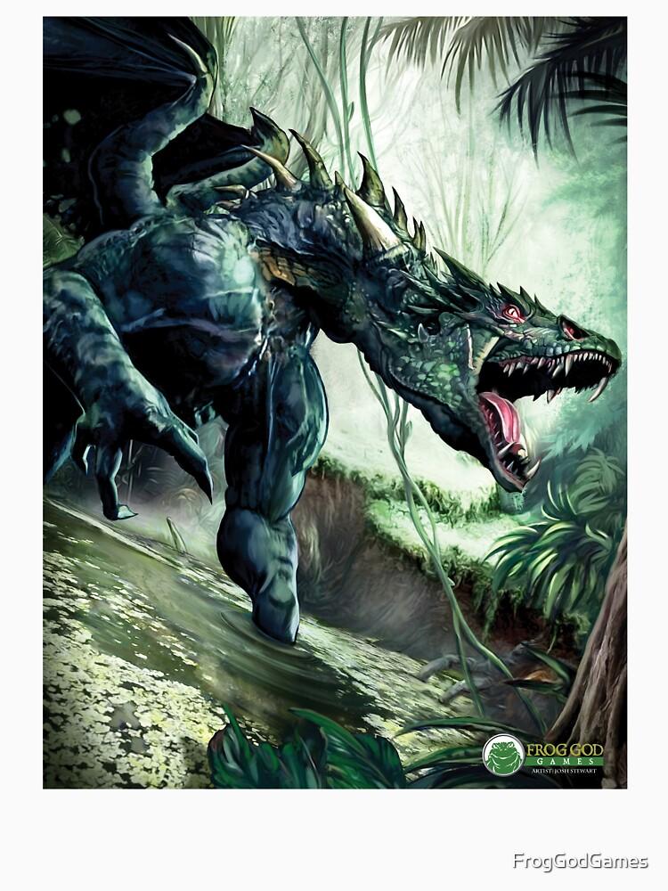 Grimmsgate Dragon by FrogGodGames
