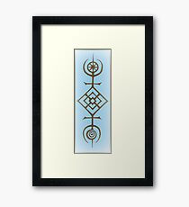 """Tree Of Life"" Digital Art Print / Avalon Media Framed Print"