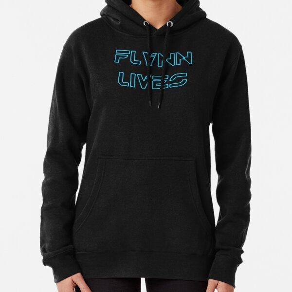 FLYNN LIVES Pullover Hoodie