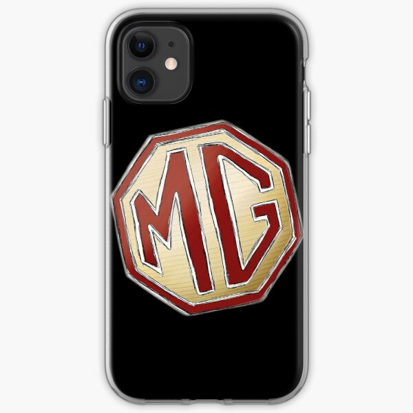 MG iPhone/iPod Case iPhone Soft Case