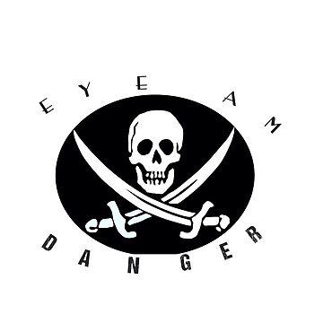 EyE AM Danger by R8AStuff