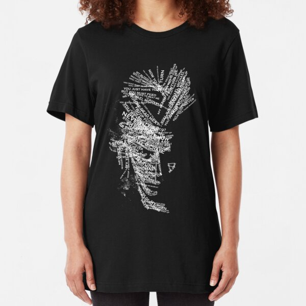 Womens Lost Boys Kiefer Sutherland David Vampire Horror Movie T Shirt Ladies