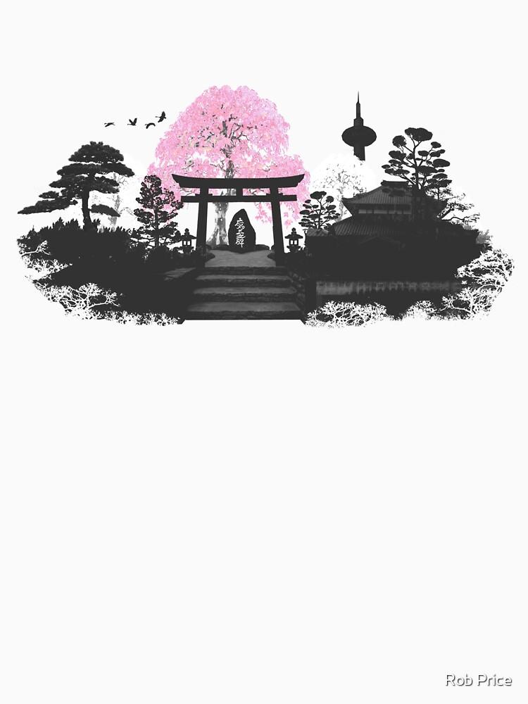 Sakura - Kyoto Japan by wanungara