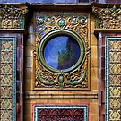 Crown Liquor Saloon - Window by Victoria limerick