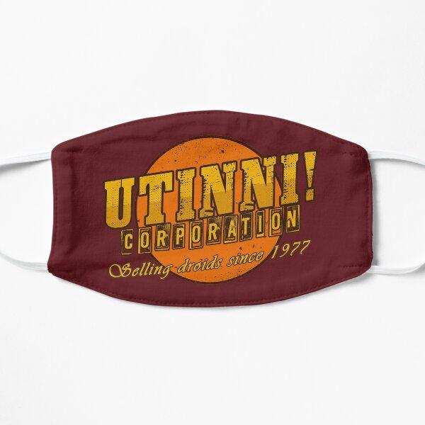 Utinni! Corporation Flat Mask