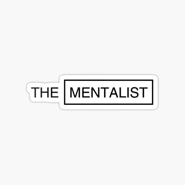 The Mentalist Logo Sticker