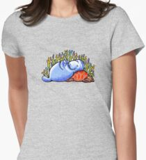 Sea Turtle and Manatee T-Shirt