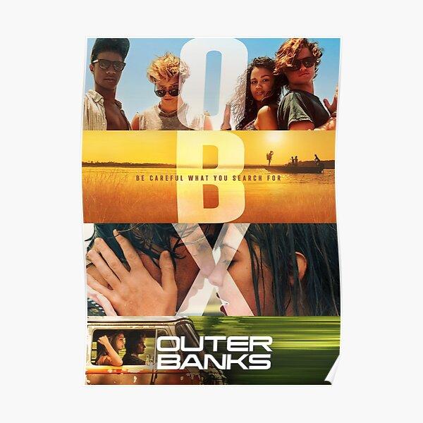 Outer Banks Netflix Póster