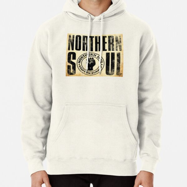 Northern Soul (Gold) Pullover Hoodie