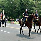 Parade: The Mounted Police Go By by Jane Neill-Hancock