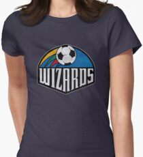 Wizards (Kansas City) Women's Fitted T-Shirt