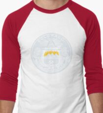 Heal the Burn Men's Baseball ¾ T-Shirt