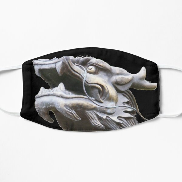 COOL BEAST MODE FUNNY QUOTE DRAGON FANTASY Mask