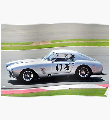 Ferrari 250 No 47 Poster