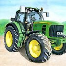 Tractor! by Samantha Norbury