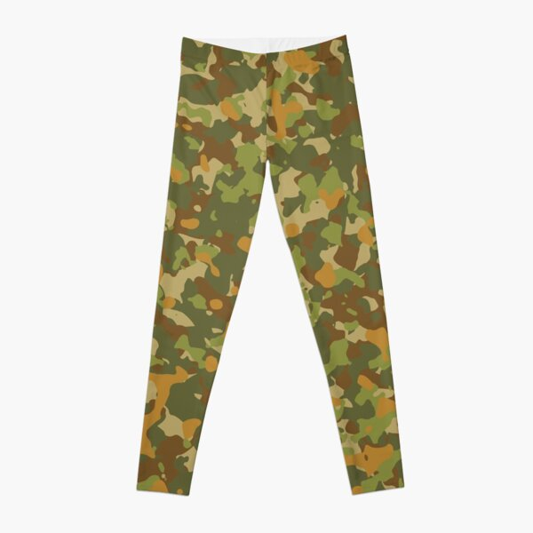 OUTDOOR TRAINING - AUSTRALIAN FOREST CAMOUFLAGE CLOTHING  Leggings