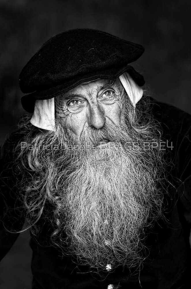 A Wise Old Man by Patricia Jacobs DPAGB BPE4